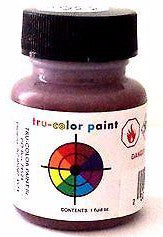 Tru-Color TCP-245 PM Pere Marquette Freight Car Red 1 oz Paint Bottle