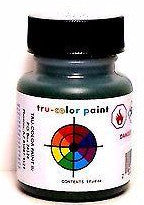 Tru-Color TCP-062 BNSF Green 1 oz  Paint Bottle