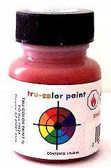 Tru-Color TCP-173 Flat Weathered Iron Oxide/Dark Rust 1 oz Paint Bottle