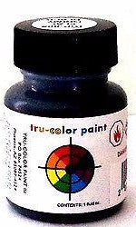 Tru-Color TCP-804 Flat Grimy Black 1 oz Paint Bottle