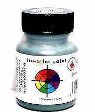 Tru-Color TCP-025 UP Union Pacific Harbor Mist Grey 1 oz Paint Bottle