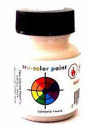 Tru-Color TCP-227 Passenger Car Interior Light Tan 1 oz Paint Bottle