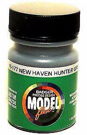 Badger Model Flex 16-177 New Haven Hunter Green 1 oz Acrylic Paint Bottle