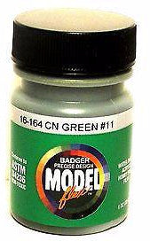 Badger Model Flex 16-164 CN Canadian National Green #11 1 oz Acrylic Paint