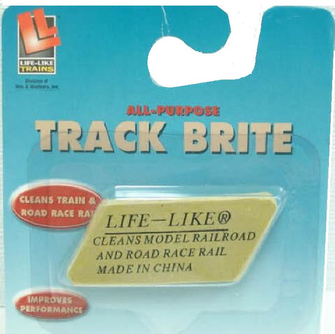 HO Scale Walthers Life-Like Products 1416 Track Brite Cleaner Track Cleaner