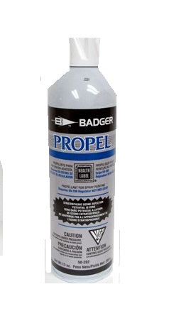 Badger 50-202 Propel Airbrush Propellant 13 oz Can