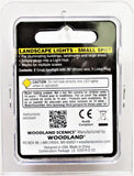 All Scale Woodland Scenics JP5956 Just Plug Small LED Landscape Spotlight pkg(2)