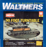 HO Scale Walthers Cornerstone 933-3171 90' Turntable Kit