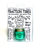 Bullfrog Snot Liquid Traction Tire 1 oz Glass Bottle