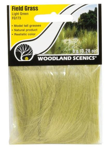Woodland Scenics FG171 Natural Straw Field Grass 8g