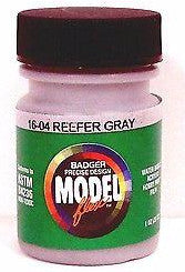 Badger Model Flex 16-04  Reefer Gray 1 oz Acrylic Paint Bottle