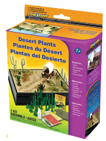 Woodland Scenics SP4124 Scene-A-Rama Desert Plants Kit