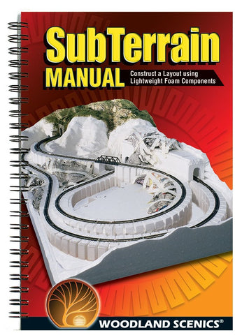 Woodland Scenics ST1402 SubTerrain How To Manual/Book