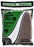Woodland Scenics B78 Medium Dark Brown Ballast 18 cubic Inch Bag