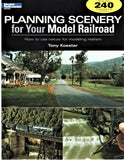 Kalmbach 12410 Model Railroader's Planning Scenery for Your Model Railroad