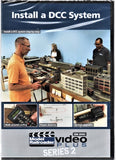 Kalmbach 15333 Model Railroader Install a DCC System DVD