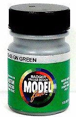Badger Model Flex 16-65 GN Great Northern Green 1 oz Acrylic Paint Bottle