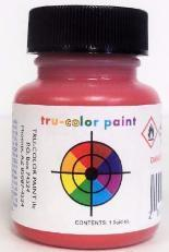 Tru-Color TCP-052 Caboose Red 1 oz Acrylic Paint Bottle