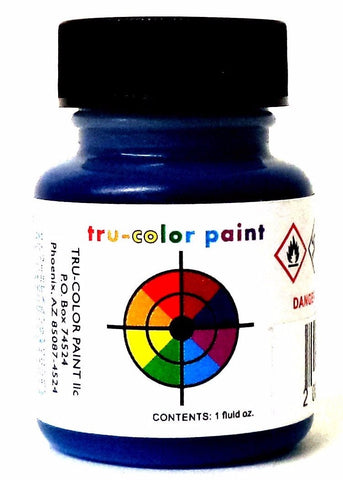 Tru-Color TCP-283 NP Northern Pacific Transport Blue 1 oz Paint Bottle