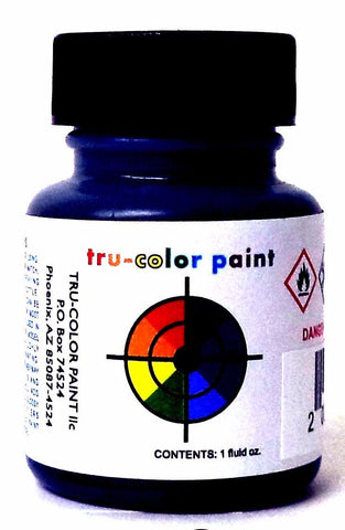 Tru-Color TCP-298 LIRR Long Island Railroad Gray 1 oz Paint Bottle