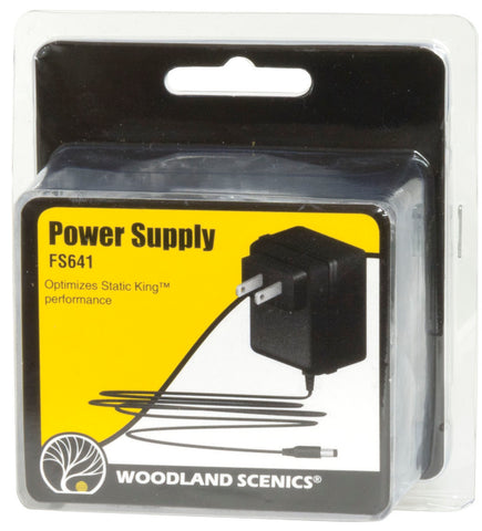 Woodland Scenics FS641 Field System Static King Static Grass Applicator Power Supply