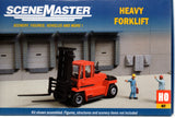 HO Scale Walthers SceneMaster 949-11012 Heavy Forklift Kit