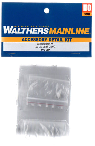 HO Scale Walthers MainLine 910-250 General Electric ES44 GEVO Diesel Detail Kit