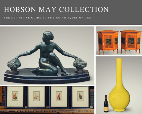 The definitive guide to buying antiques online