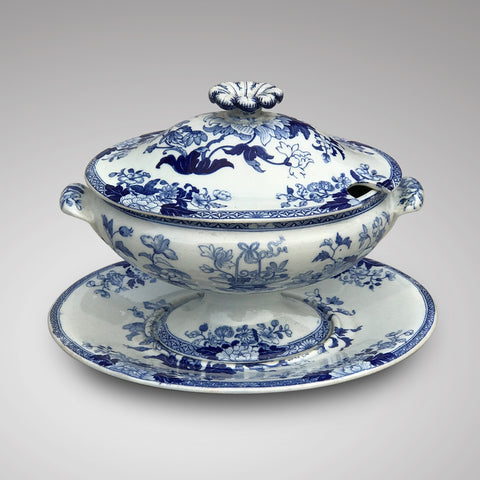 19th Century Wedgwood Sauce Tureen