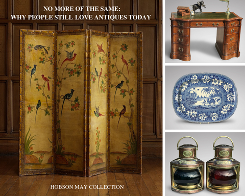 Why people still love antiques today