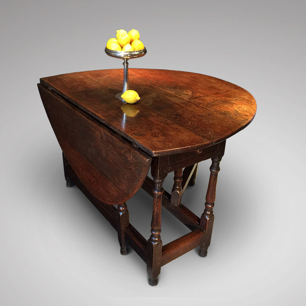 18th Century Gateleg Dining Table - Hobson May Collection - 4