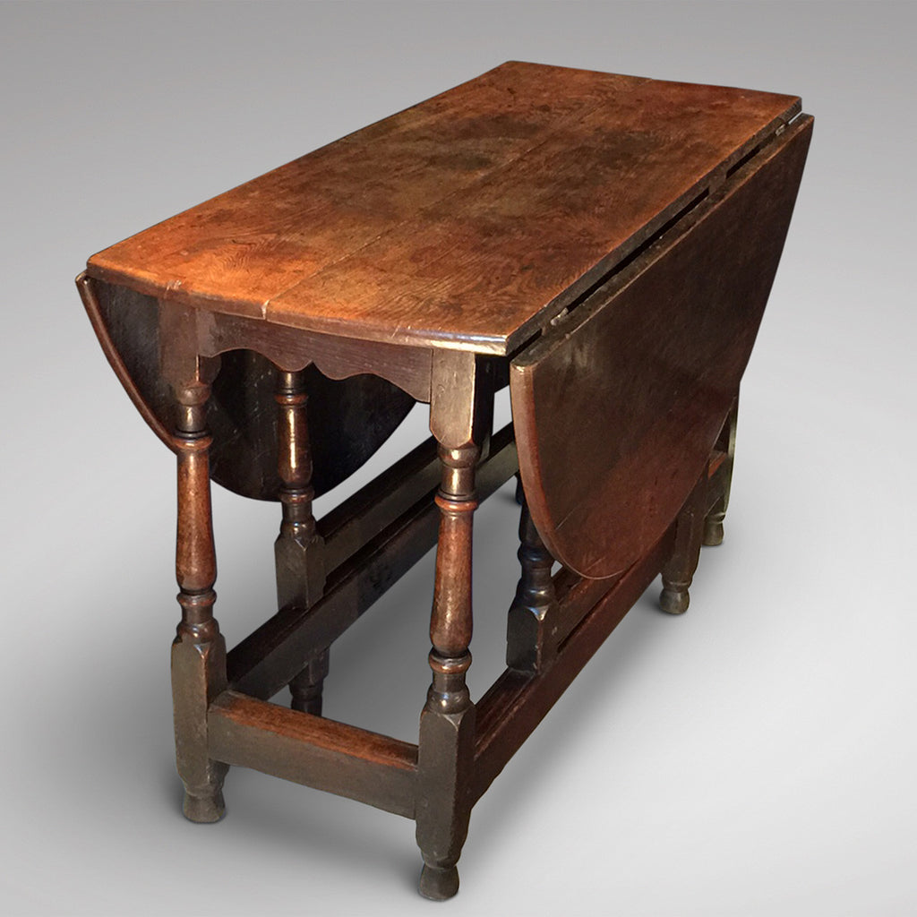 18th Century Gateleg Dining Table - Hobson May Collection - 6
