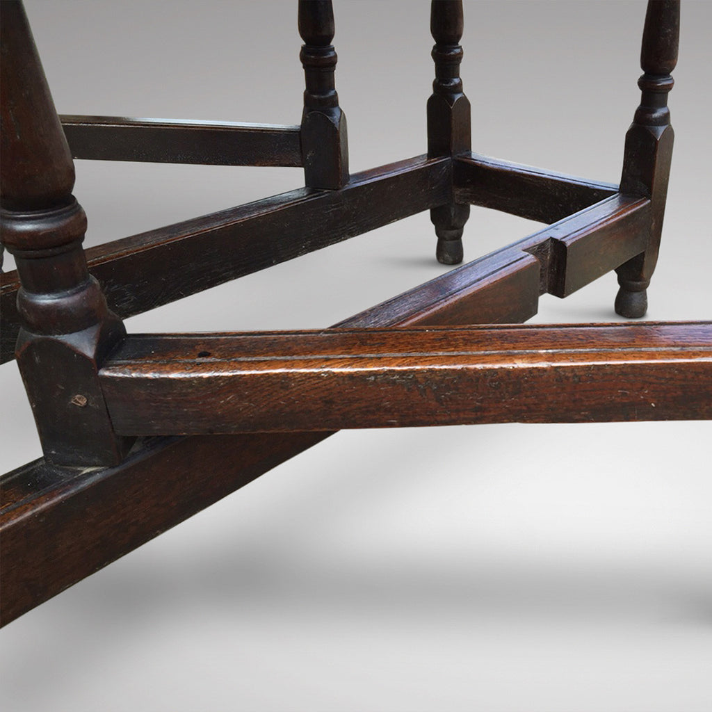 18th Century Gateleg Dining Table - Hobson May Collection - 8