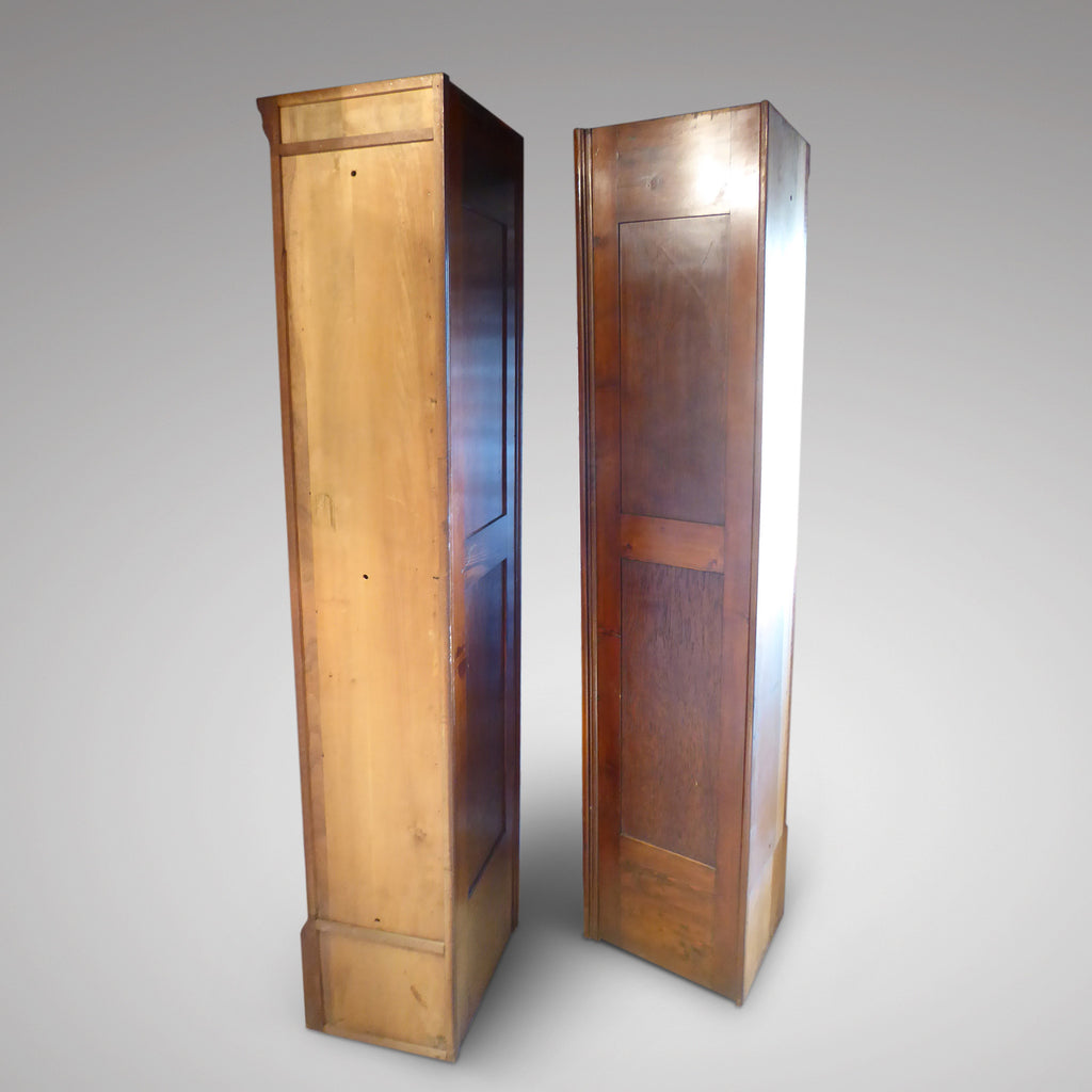 A Pair of Early 19th Century Filing Cabinets - Hobson May Collection - 4