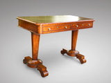 19th Century  Walnut  Library Table - Hobson May Collection - 2