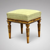 19th Century Stool in Original Paint - Main View - 1