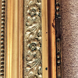 19th Century French Mirror - Frame Detail - 3