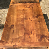 19th Century Fruitwood Extending Dining Table - Top Detail View - 7