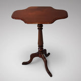 19th Century Mahogany Tilt Top Table - Front view - 2