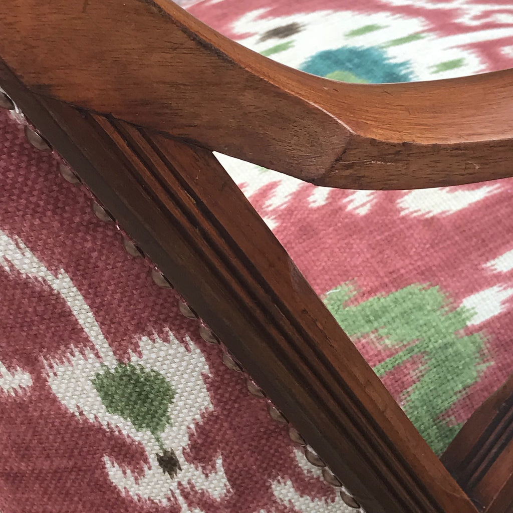 Pair of 19th Century Aesthetic Period Chairs - Detail View - 5