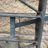 Victorian Wrought Iron Garden Gate - Detail View - 3