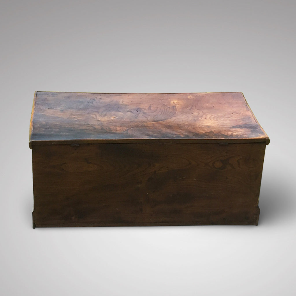 19th Century Elm Trunk/Coffee Table - Hobson May Collection - 5