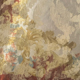 Pair of Large Silk Mulberry Cushions - Detail View - 5