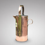 A Rare Copper Horlicks Advertising Jug - Main Side View - 2