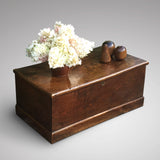 19th Century Elm Trunk/Coffee Table - Hobson May Collection - 1