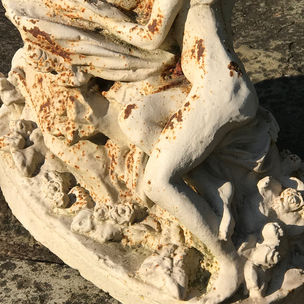 Pair of 19th Century Cast Iron Figures - Detail  View - 6