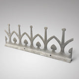 Decorative Antique Wrought Iron Edging - Main View - 1