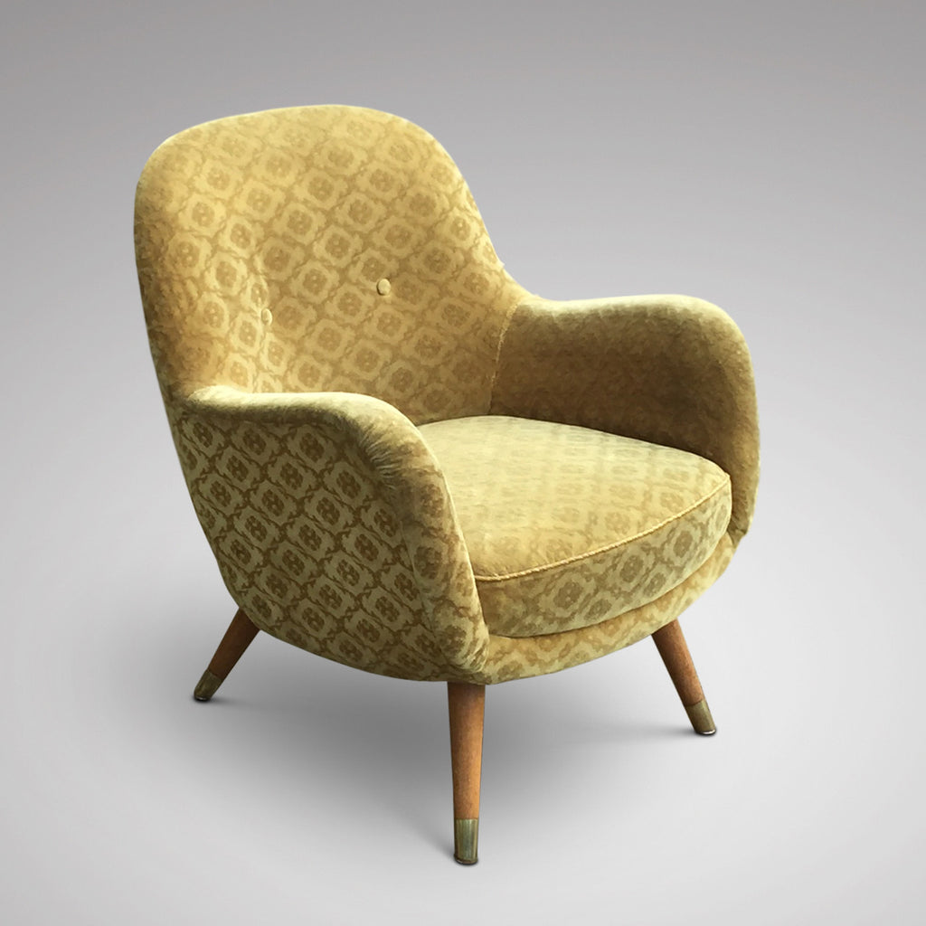 Fabulous 1950's Armchair - Hobson May Collection - 1
