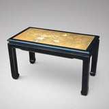 Oriental Lacquered Coffee Table - Main View- 2