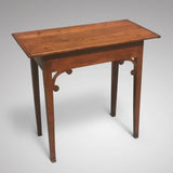 Early 19th Century Fruirwood & Elm Side Table - Main View - 1